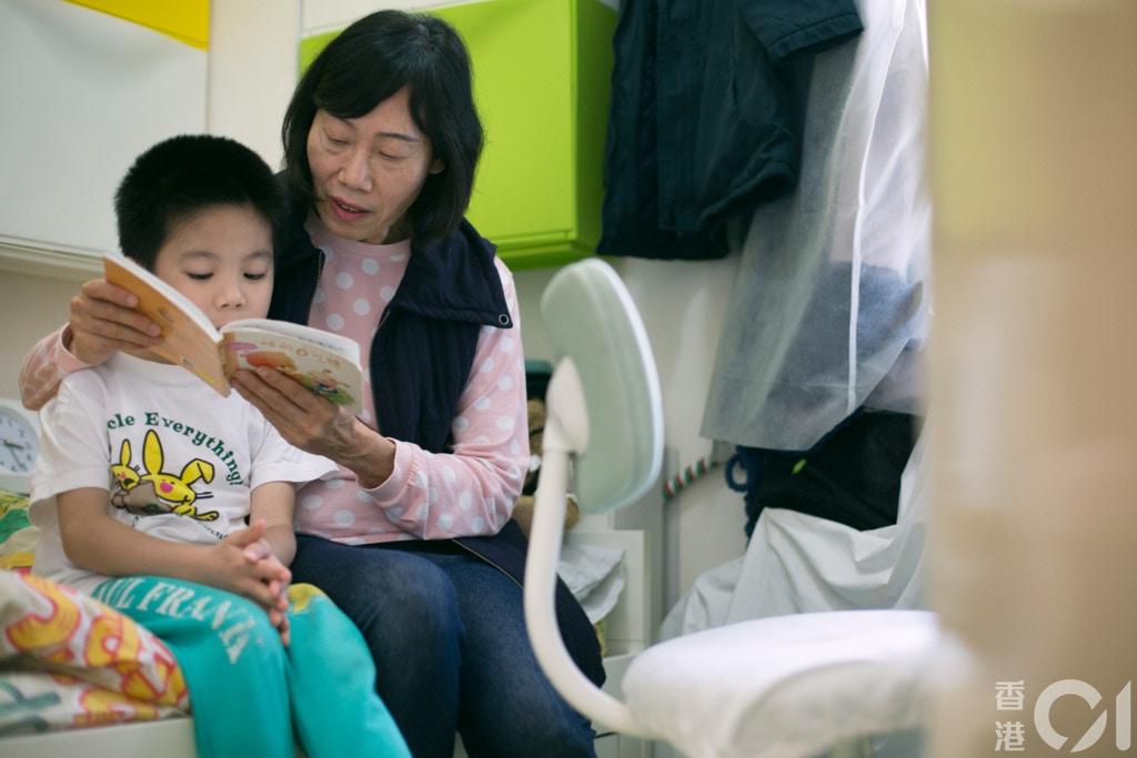 「愛.童.行」的故事─照顧SEN孩子四年